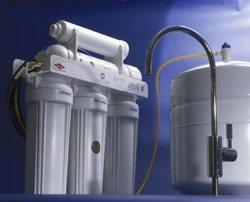 Установка фильтра очистки воды в Новокузнецке