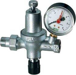 Установка редуктора давления воды в Новокузнецке, подключение регулятора давления воды в г.Новокузнецк