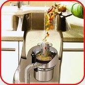 Картинка. Установка измельчителя пищевых отходов в квартире, коттедже или офисе в Новокузнецке